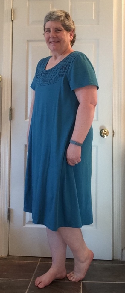 stencil dress 2