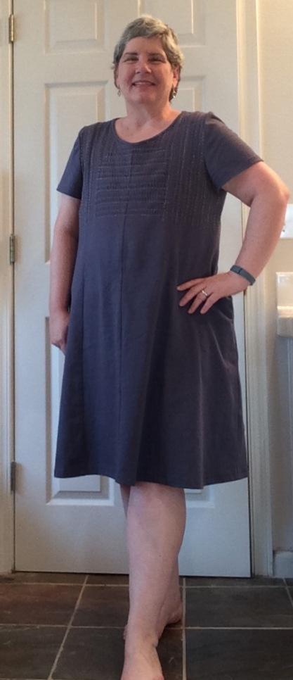 stitch dress 1